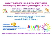 Galeria Akademia Młodego Animatora